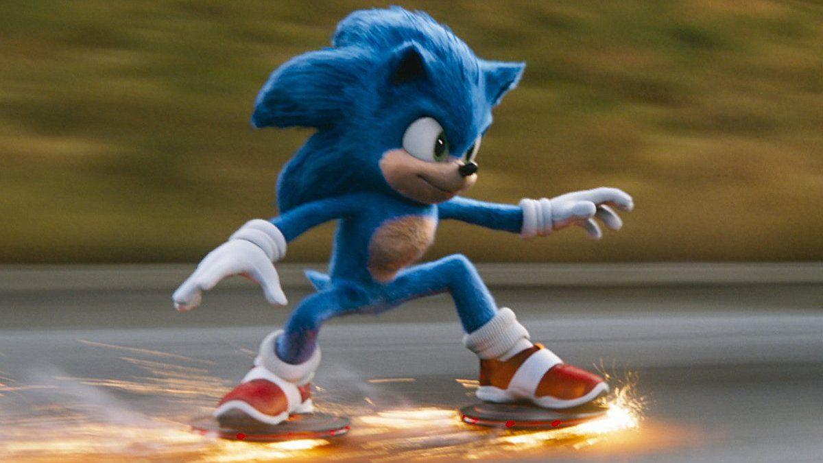 Sonic toma velocidad y sigue firme en el primer puesto