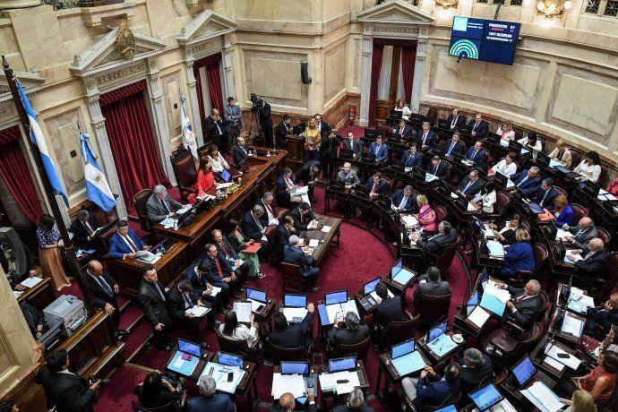 El Senado debatirá también la Ley de Góndolas.