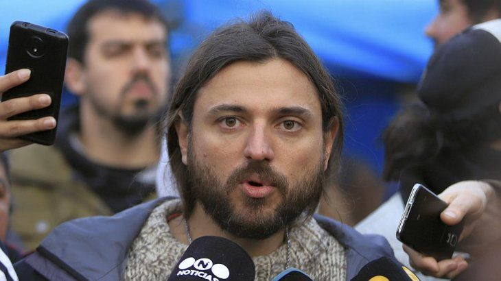 Juan Grabois, dirigente social.