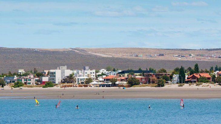 Puerto Madryn, un clásico del turismo argentino.