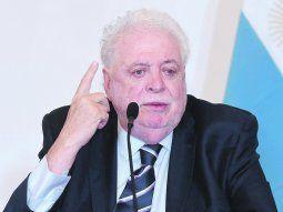 El ministro de Salud, Ginés González García ratificó que seguirá la cuarentena, pero dijo que habrá aperturas