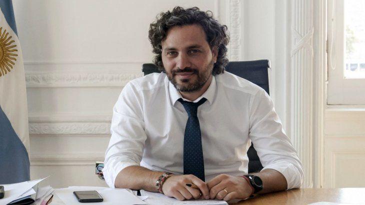 Santiago Cafieroencabezó la reunión del equipo económico para acelerar la puesta en marcha del Programa de Asistencia al Trabajo y la Producción.