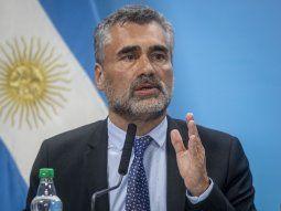 El director de ANSES, Alejandro Vanoli.