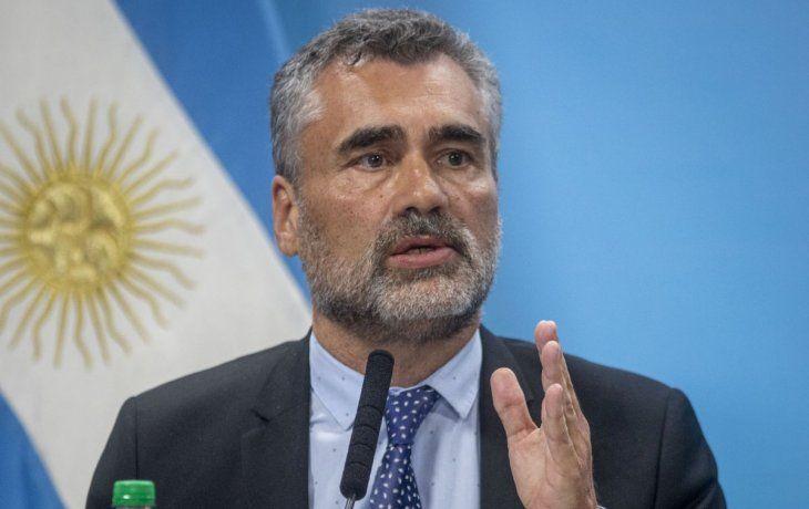 El hasta ahora director de ANSES, Alejandro Vanoli.
