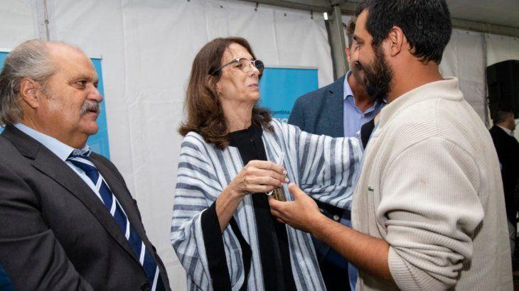 Procrear estará a cargo del Ministerio de Vivienda, cuya titular es María Eugenia Bielsa.