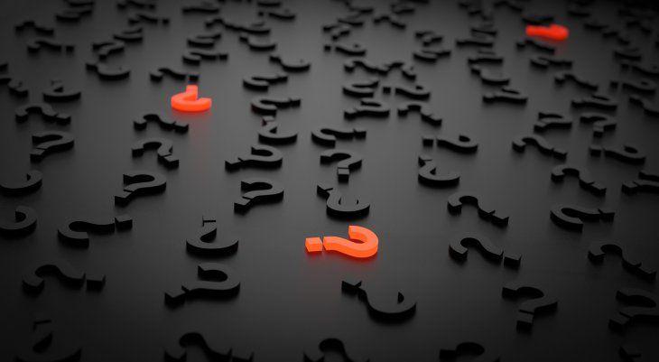 Hay preguntas que deban hacerse inevitablemente antes de entrar a una operación desde el pozo.