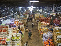 El Mercado Central incorporó algunos productos a su lista de precios acordados.