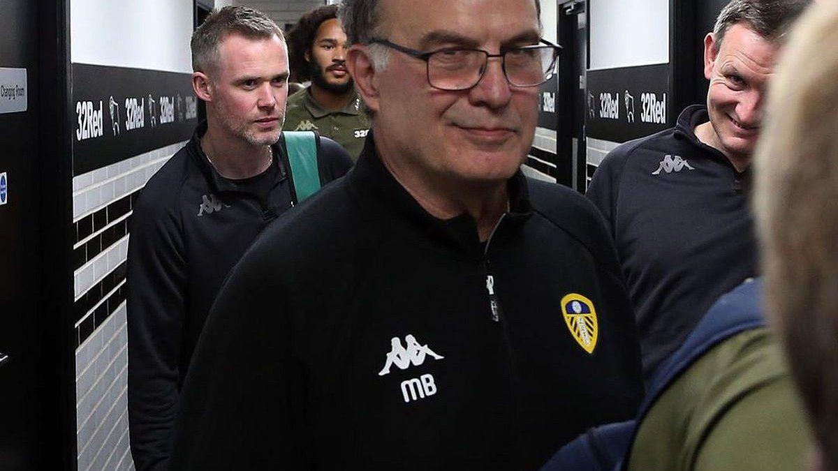 Leeds perdió la punta en el regreso del Championship   Leeds, Bielsa, Cardiff