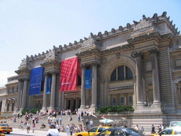 Museo Metropolitano de Arte de Nueva York.