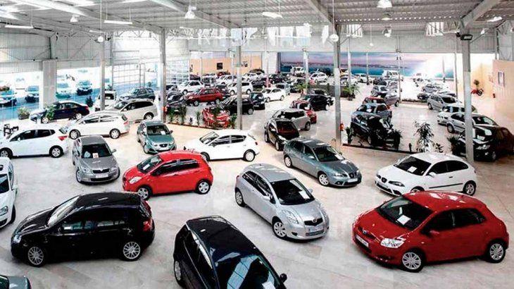 El patentamiento de autos se acercó a las 40.000 unidades en junio.