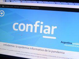 La plataforma Confiar busca combatir la infodemia.
