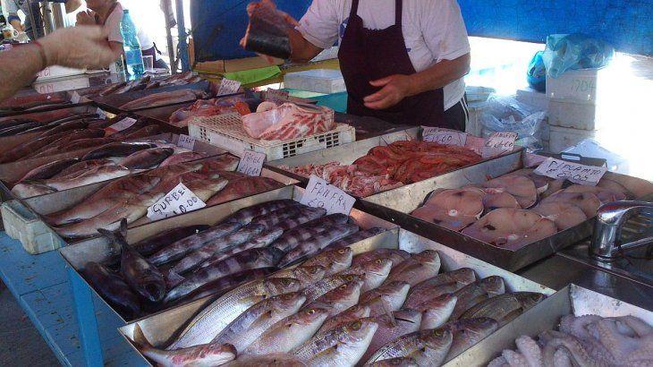 En la categoría Pescados frescos, se registran subas de precios de entre el 50% y 131%.