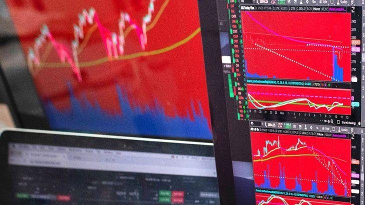 Los bonos treparon hasta 5,3% y el S&P Merval ganó 1,4%