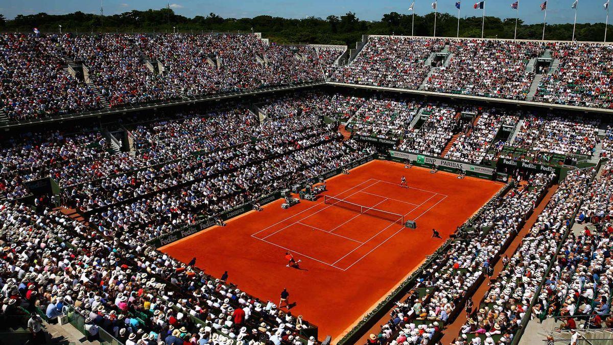 Roland Garros ya tiene fecha y reveló cómo se jugará