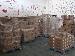 MondelēzInternational dona 50 millones de pesos en alimentos para apoyar comunidades de Argentina durante la emergencia del Covid-19.