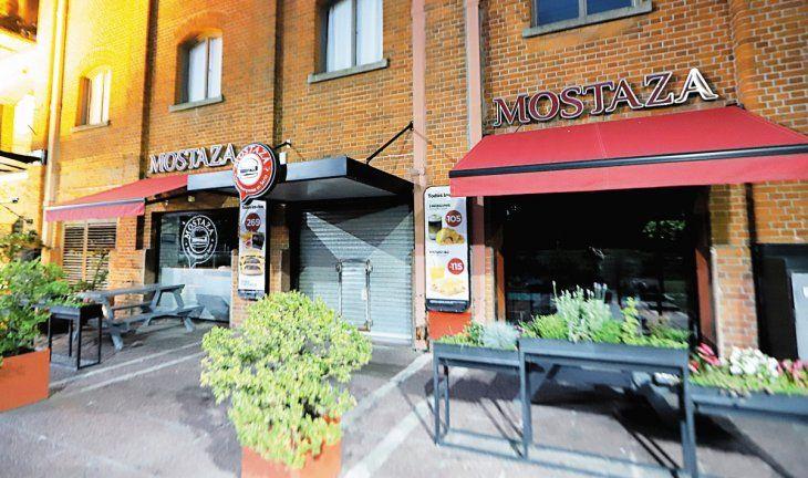 Los restaurantes