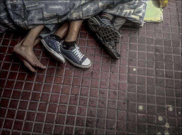 La pandemia de coronavirus expuso la deuda de los gobiernos de en la lucha contra la pobreza.