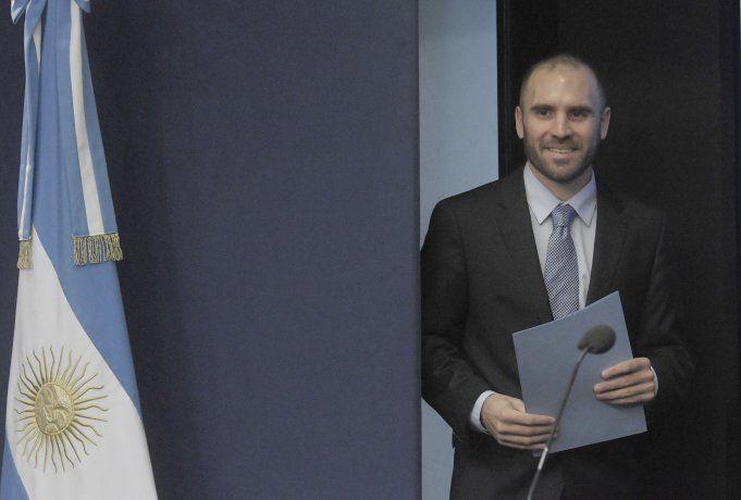 voz oficial. Es la del ministro Martín Guzmán en el proceso de negociación de la deuda