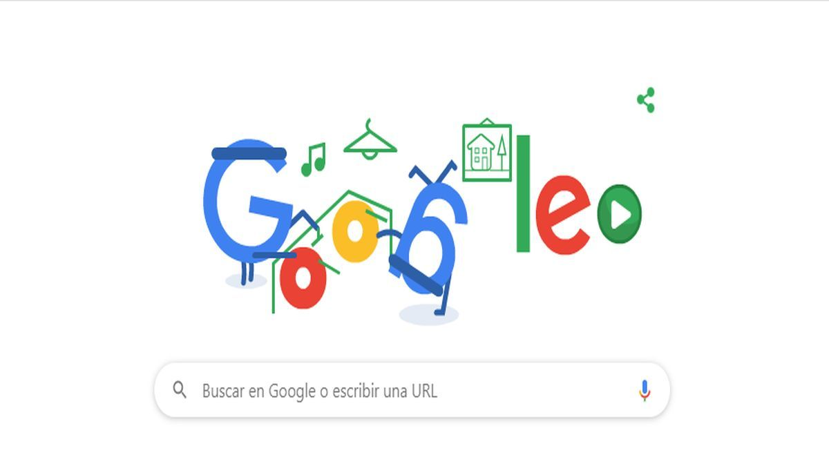 Convertite en DJ de Hip-Hop con el doodle de Google   Google, Música, Cuarentena