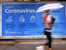 La evolución del nuevos virus en Argentina