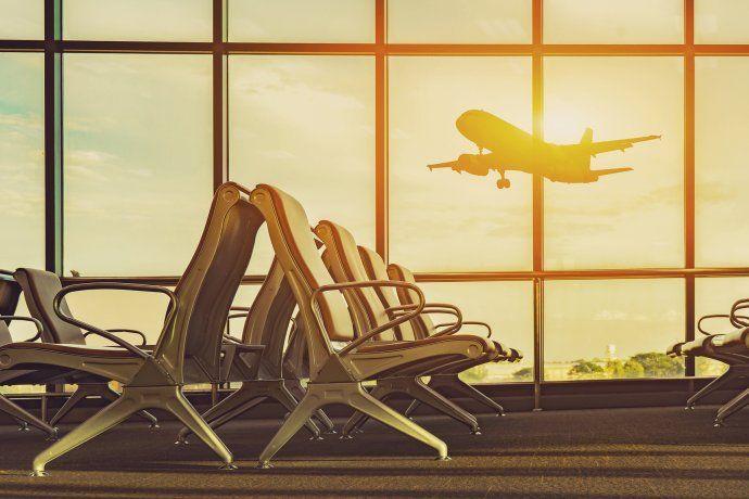Según coinciden los especialistas, la gente va a tardar en recuperar la confianza de pisar un aeropuerto.