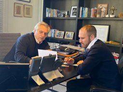 Alberto Fernández se mostró dispuesto a escuchar modificaciones a la propuesta de canje siempre que no sean a costa de los argentinos.