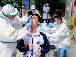 Once millones de habitantes serán sometidos a test de coronavirus en Wuhan, China.