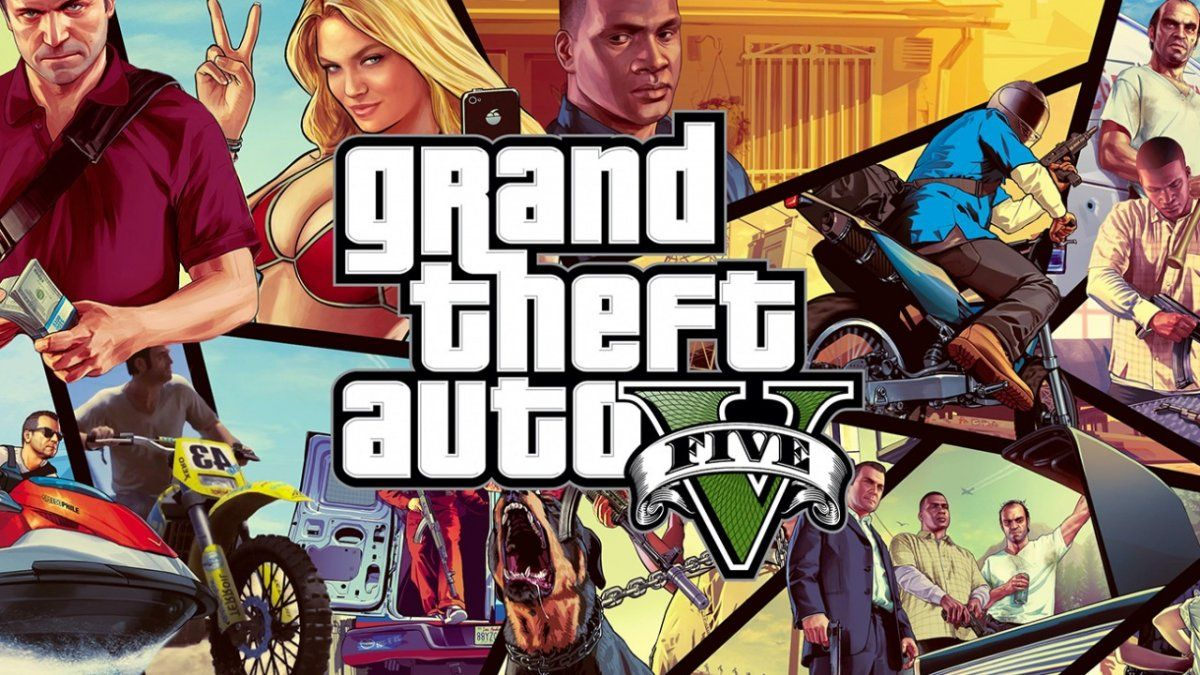 Epic Games lanzó el GTA V gratis para PC   empresa, Videojuegos, Videojuego