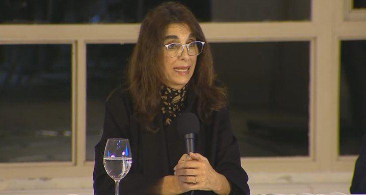 María Eugenia Bielsa.