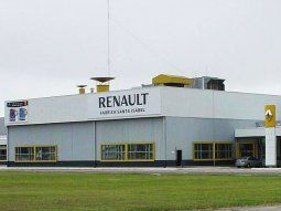 La planta de Renault en Santa Isabel.