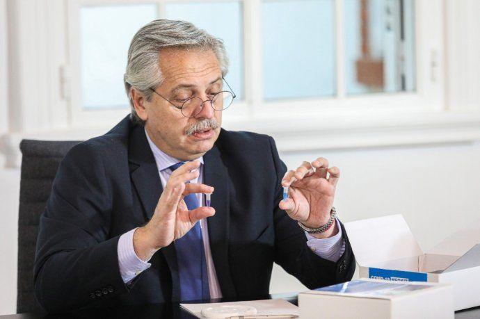 Alberto Fernández anunciará la extensión de la cuarentena hasta el 8 de junio.