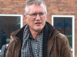 El polémico Anders Tegnell, responsable del modelo sueco contra el coronavirus que rechaza la cuarentena.