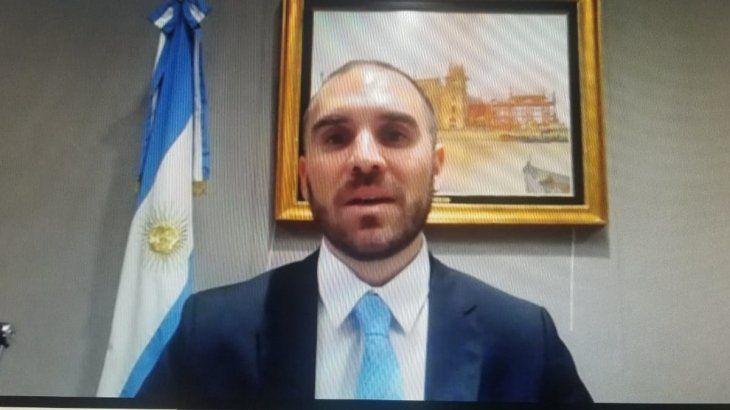 Guzmán: Hay una alta probabilidad de que sea extendido el plazo de negociación de la deuda