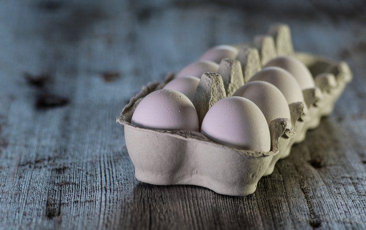 La demanda de huevos creció 40%.
