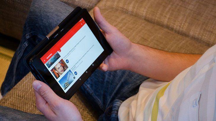 YouTube recordará al usuario que ya es momento de cerrar el sitio e ir a la cama.