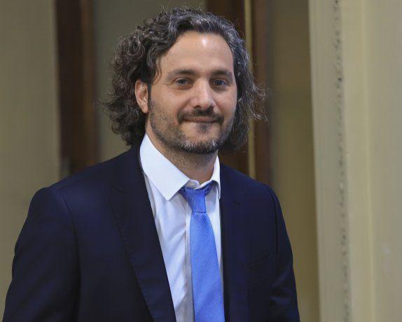 """""""Hay intencionalidad política en algunos sectores"""", cuestionó Cafiero."""
