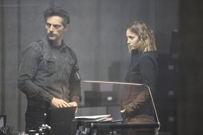 """Furriel y Lopilato protagonizan la película basada en la novela """"La virgen en tus ojos"""" de Florencia Etcheves"""