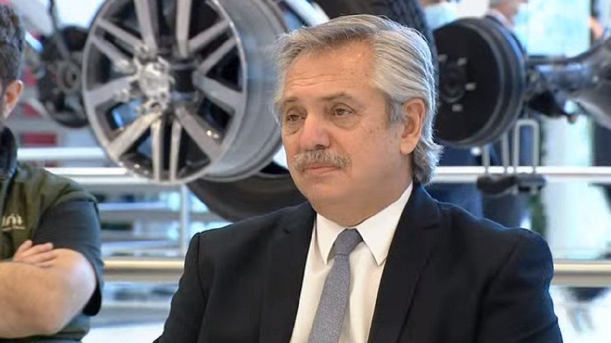 Alberto sobre ATP para aguinaldos: Es para cubrir sueldos, no lo hemos pensado para otra cosa   ATP, aguinaldo, Salarios