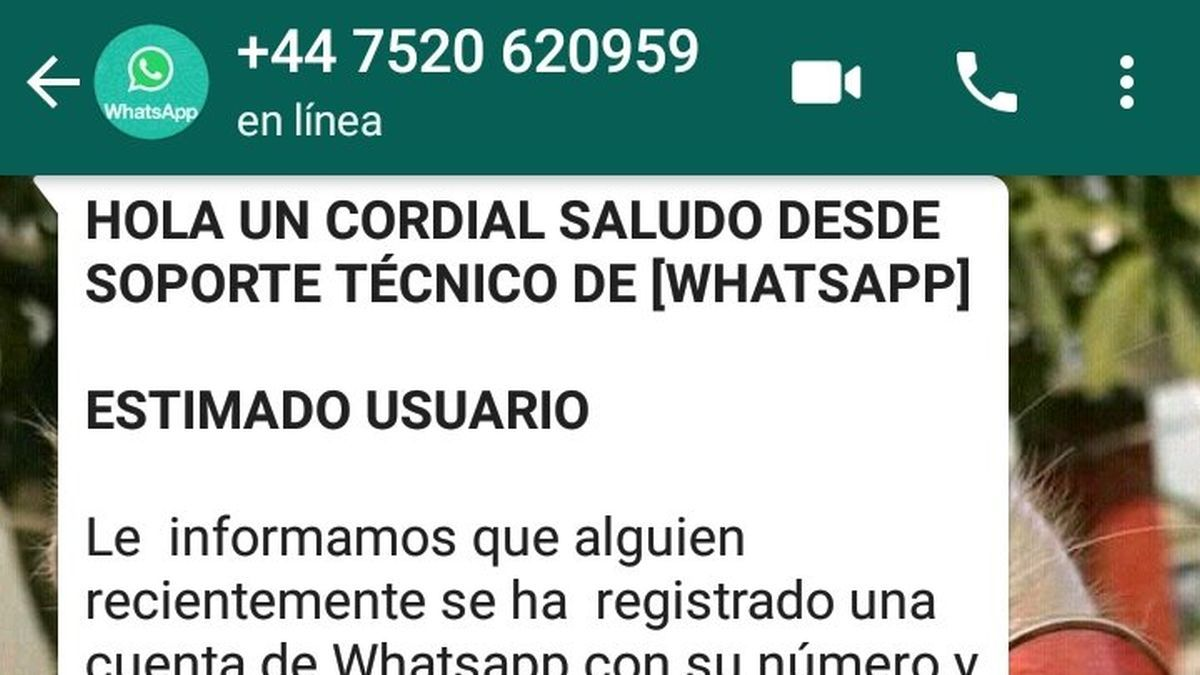 WhatsApp: alertan sobre una nueva estafa para robar las claves | WhatsApp, cibercrimen, Tecnología
