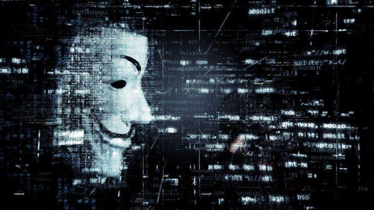 Anonymous advirtió sobre los riesgos de usar TikTok.