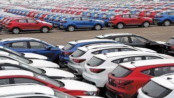 Las ventas de vehículos volverían a crecer en China.