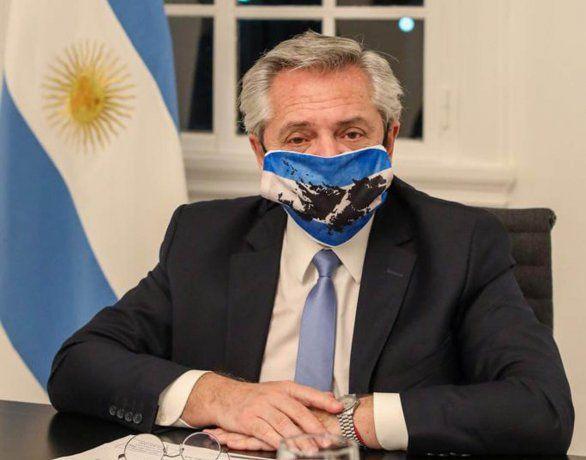 Alberto Fernández enviará al Congreso tres proyectos sobre Malvinas
