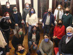 El Frente de Todos porteño presentó un proyecto de ley.