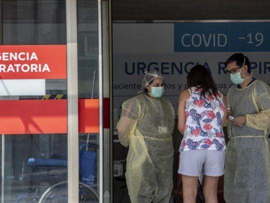 Chile ya supera a España en contagios por coronavirus | Salud ...