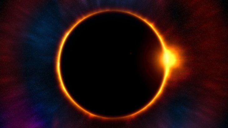 Un eclipse de Sol dejará a oscuras a Cutral Co.