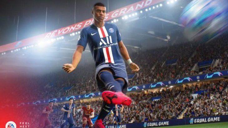 Así se verá el FIFA 21.