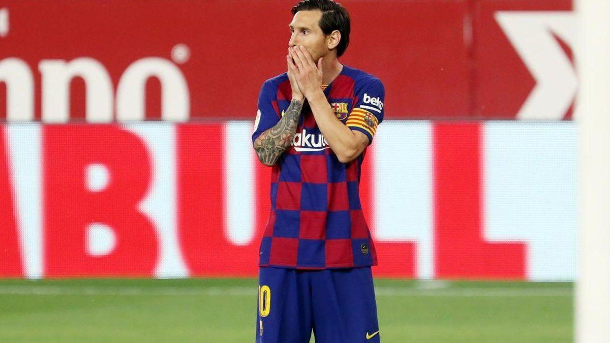 Barcelona y una inesperado traspié ante Sevilla | Messi, Barcelona, Sevilla