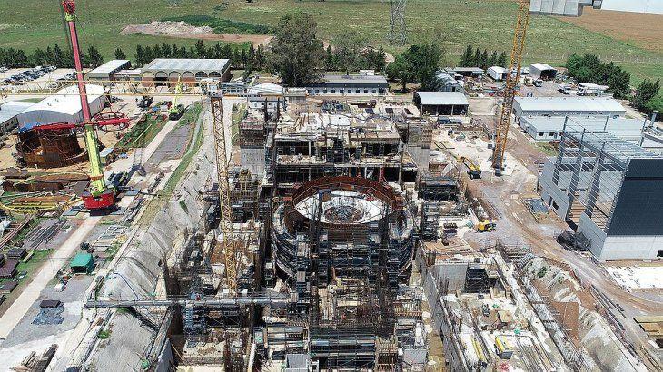 Desde el inicio del aislamiento las centrales nucleares Atucha I, Atucha II y Embalse generaron 2.369.477 MWh. Mientras tanto, sigue la construcción del reactor CAREM 25.