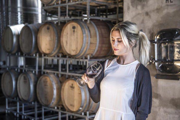Para Belén Soler Valle, ser mujer en el mundo del vino, todavía dominado por los hombres fue una ventaja, ya que le abrió puertas.