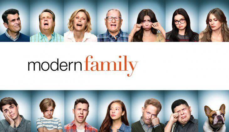 Modern Family es una de las series que se agrega a Amazon en julio.
